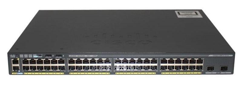 WS-C2960XR-48TD-I
