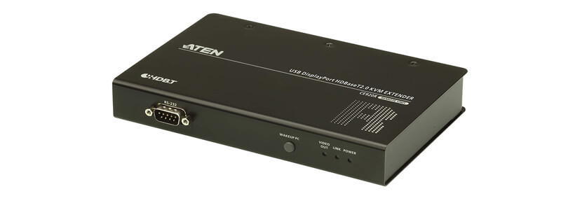 CE920L USB DisplayPort HDBaseT™ 2.0 KVM Extender (Local Unit) (4K@100)
