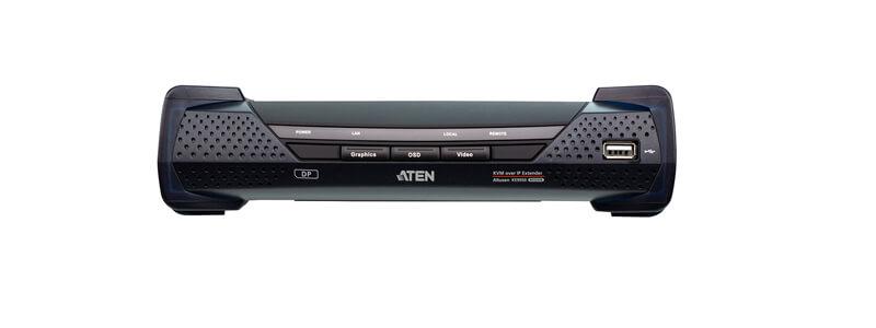 KE9950R 4K DisplayPort Single Display KVM over IP Receiver