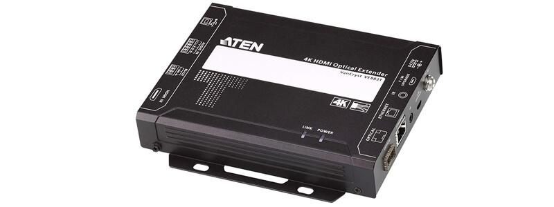 VE883T 4K HDMI Optical Transmitter (4K@300m (K1, MM) / 10km (K2, SM))