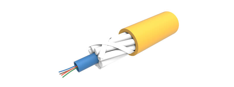 2-599172-4   Fiber Indoor & Outdoor Cables