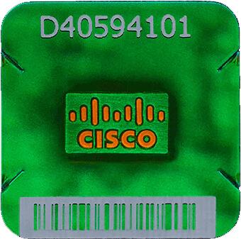 Nhãn Bảo Mật PCBA của Cisco từ 2009 đến giữa 2018