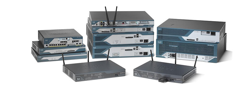 Router Cisco ISR Series