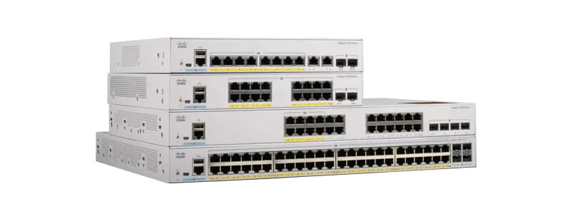 Switch Cisco Catalyst 1000 có những sản phẩm nào?