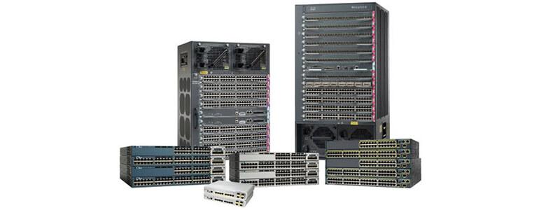 Switch Cisco có những loại nào?