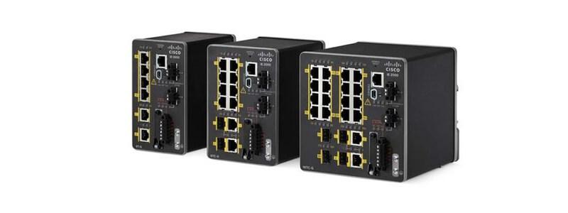 Switch công nghiệp Cisco