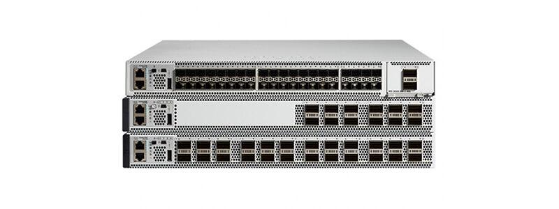 Cisco Catalyst 9500 Series có những sản phẩm nào?