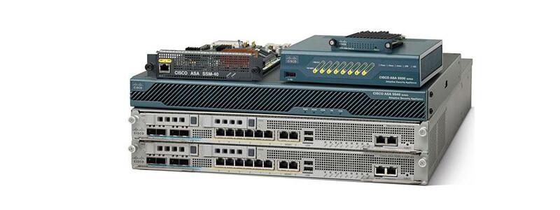 Firewall Cisco ASA 5500 có những sản phẩm nào?